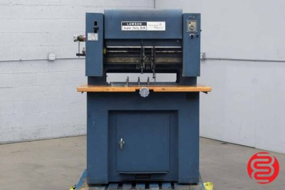 Dexter Lawson A Super Duty Two Spindle Hydraulic Paper Drill - 062920094310