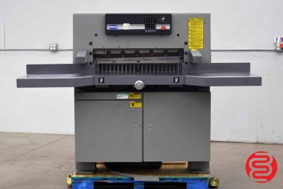 Challenge 305 MPC Hydraulic Programmable Paper Cutter - 062920025310
