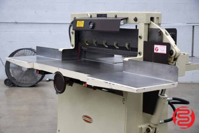 """Challenge 305 HBE 30.5"""" Hydraulic Paper Cutter - 063020101410"""