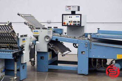 MBO B26 Continuous Feed Paper Folder - 070620114140