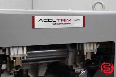 2010 AccuTrim HD1680 Three Knife Trimmer - 070620033920