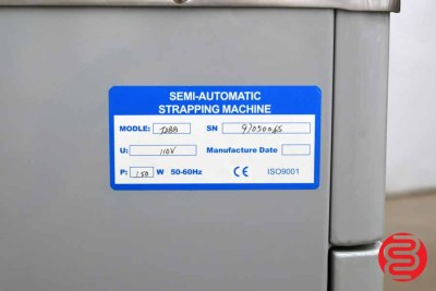 Sunpack TD88 Semi-Automatic Strapping Machine - 070720095050