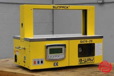 S 470 Automatic Banding Machine - 070720124020