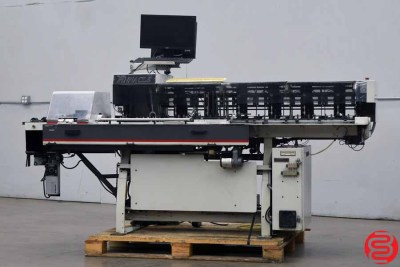 Bell and Howell Pinnacle, Six Pocket, Envelope Inserter - 080820081410