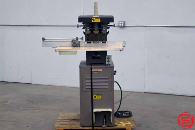 Challenge EH-3 Three Spindle Paper Drill - 081020121310