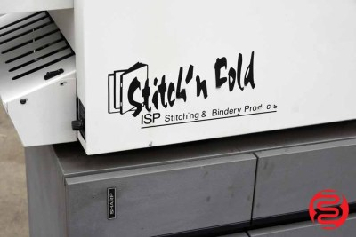 ISP Stitch'n Fold B2000 Booklet Maker - 072020101930