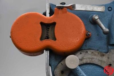 "Interlake S3A 3/4"" Flat Book / Saddle Stitcher - 081220013950"