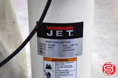 Jet DC-650 Dust Collector - 073120091120