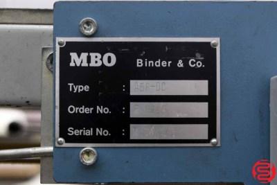 MBO B120 Pile Feed Paper Folder - 081020082350