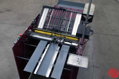 Moll 487 Hand Feed Pocket Folder - 082920091210