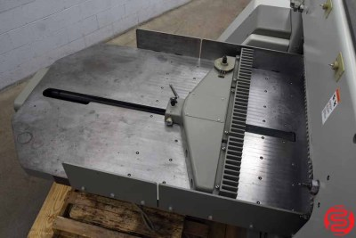 Polar 115 EMC Programmable Paper Cutter - 080720083630