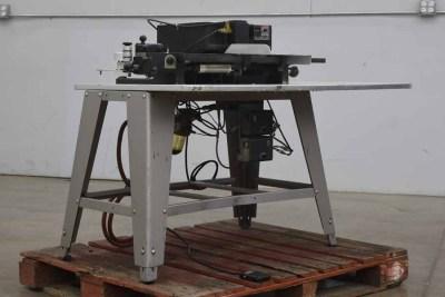 Scott 1800 Plastic Index Tab Machine - 090220075255