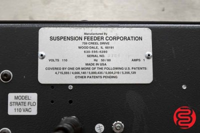 Suspension Strate Flo Envelope Feeder w/ Conveyor - 090420081340