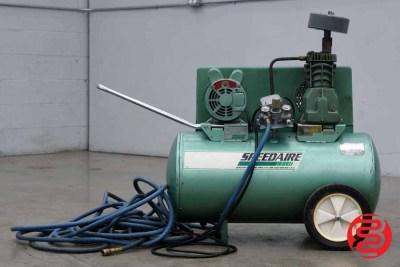 Speedaire 20 Gal 2 HP Air Compressor - 090420082830