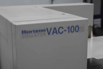 Standard Horizon VAC-100 20 Bin Booklet Making System - 090820021530