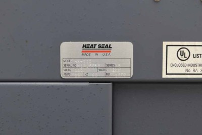 Heat Seal HS-115 Shrink Wrap System w/ Magnetic Lockdown - 090920101320