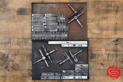 Assorted High Speed Quoins - 091020103140