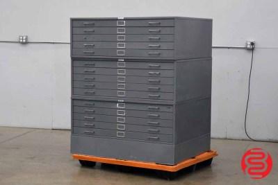 Flat Filing Cabinet - 091020022820