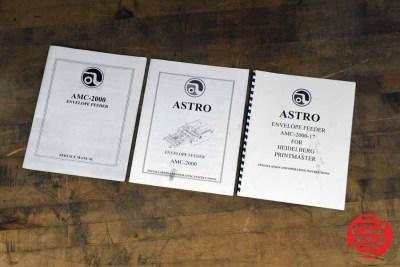 Astro AMC-2000 Friction Feeder - 092120091950
