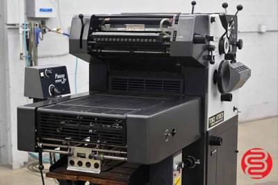 Toko 4750-CD Two Color Offset Printing Press - 092520092810