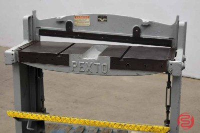 Peck Stow and Wilcox 137L 16 Gauge 38in Metal Shear - 101420090920