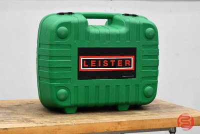 Leister UNIPLAN E Hot-Air Welder - 101420120950
