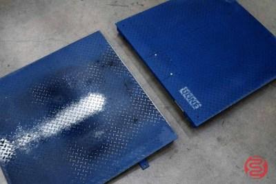Locosc LP7620 High Resolution Floor Scale - 101520084800