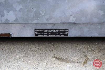 Mettler Toledo ID 5 MultiRange Scale - 101520104320