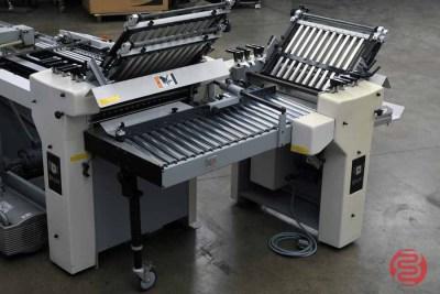 Baum 2020 Pile Feed Paper Folder - 102820085340