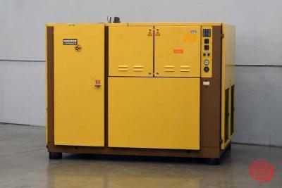Kaeser DS-200 Pneumatic Rotary Screw Air Compressor - 102920101850
