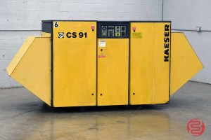 Kaeser CS 91 75hp Rotary Screw Air Compressor - 102920112720