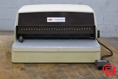 GBC 111PM-2 Electric Comb Paper Punch - 092520021550