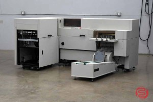 2005 CP Bourg BBF2005 Perfect Binding System - 112420094140