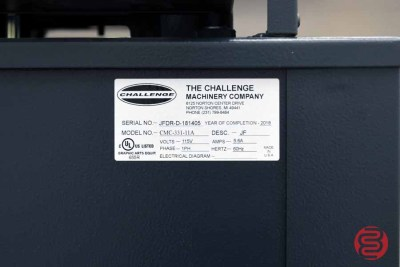2018 Challenge JF Single-Spindle Paper Drill - 111020110740