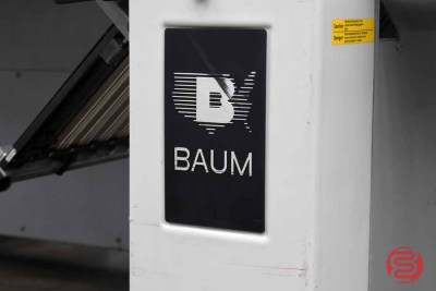Baum 1320 Pile Feed Paper Folder - 111620032230