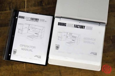 Bourg Book Factory 2005 - 111820080520