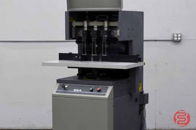Challenge MS-5 Three Spindle Hydraulic Paper Drill - 112420085650