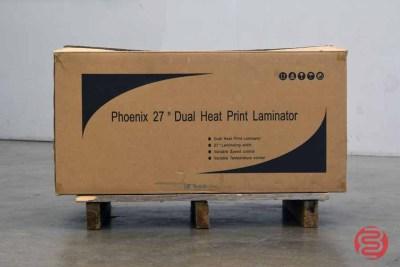 The Phoenix 2700 DHP Laminator - 110220010740