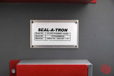 Seal-A-Tron Kombi Rapper II w/ L-Bar Sealer & Shrink Tunnel - 111220095050