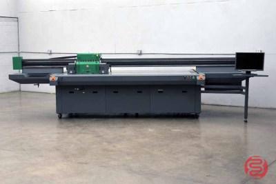 2011 CET Large Format X-Press 500X UV Flatbed Printer - 121020103840