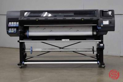 2015 HP Latex 360 64in Wide Format Printer - 122920030030
