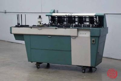 Bell & Howell 7200-C4 Phillipsburg Inserting and Sealing Machine - 121520085430