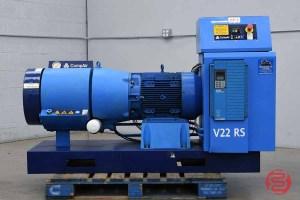 CompAir V22 RS Rotary Vane Air Compressor - 120920124450