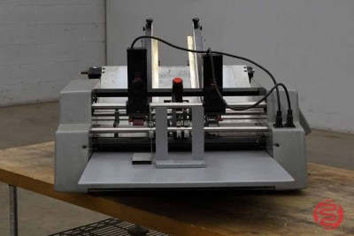 Count Auto-Pro Plus Numbering Machine w/ Two Numbering Heads - 122220085630