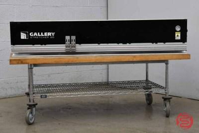 Gallery Stretcher 60 Canvas Stretching Machine - 121620091020