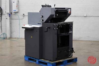 Heidelberg Printmaster QM-46-2 Two Color Printing Press - 121420090920
