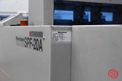 Standard Horizon VAC-100 20 Bin Booklet Making System - 120920015850