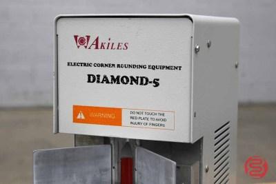 Akiles Diamond 5 Electric Corner Rounding Machine - 011821115540