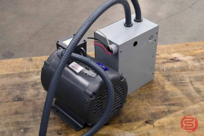 American Rotary 3-Phase Converter HD/CNC Soft Start - 012020014540