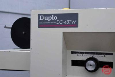 Collator System DC-10000S w/ Trimmer/Stitcher/Folder - 012521041400